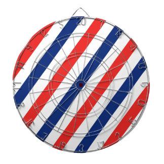Barber Stripes Dartboard