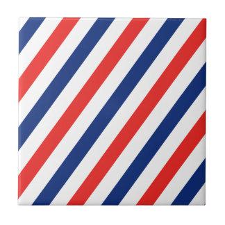 Barber Stripes Tile