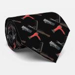 barber tie