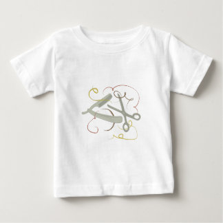 Barber Tools Baby T-Shirt