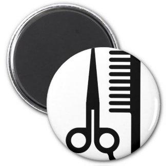 Barber Tools Magnet