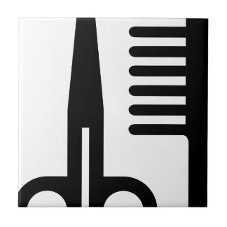 Barber Tools Tile