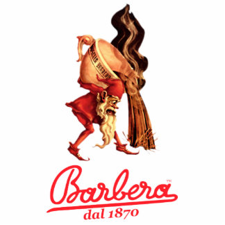 Barbera Italian coffee magician Photo Cut Outs