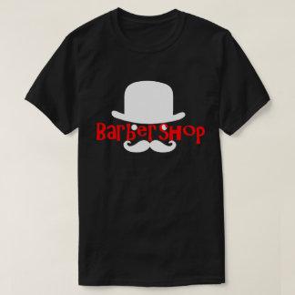 Barbershop Bowler T-Shirt