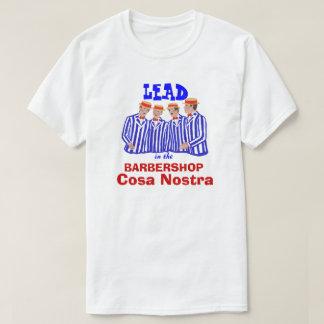 Barbershop Cosa Nostra T-Shirt
