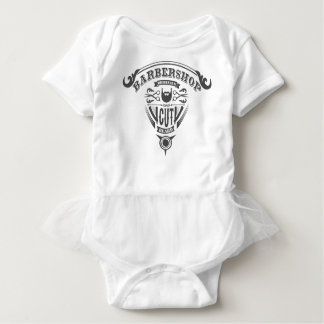 Barbershop originals vintage baby bodysuit