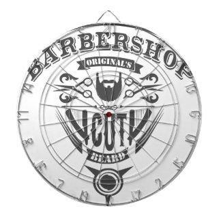 Barbershop originals vintage dartboard