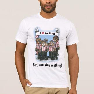 Barbershop Quartet Shirt - Bari