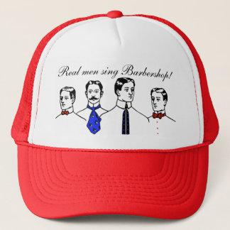 Barbershop Quartet Trucker Hat