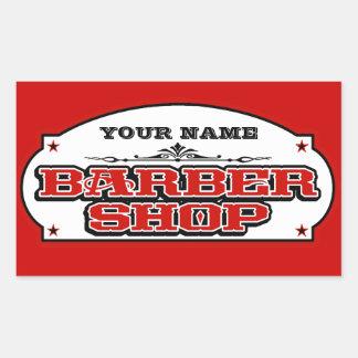 Barbershop Sticker