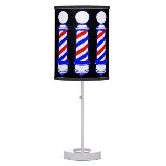 Barbershop Table Lamp