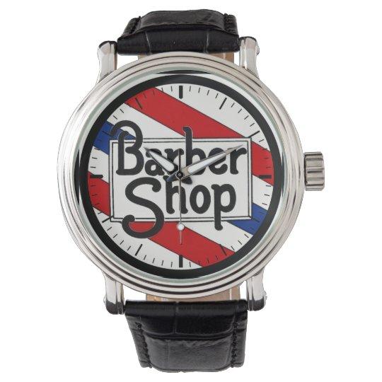 Barbershop Wristwatches