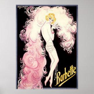 Barbette Poster