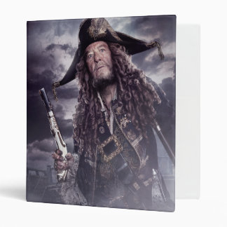 Barbossa - Command Respect Binders