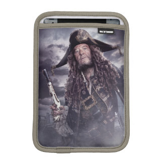 Barbossa - Command Respect iPad Mini Sleeve