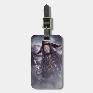 Barbossa - Command Respect Luggage Tag