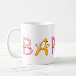 Barbra Mug