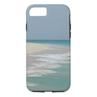 Barbuda Beach iPhone case
