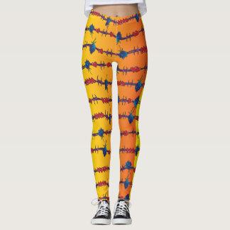 Barbwire Tattoo Leggings