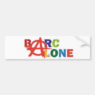 Barcalone Bumper Sticker