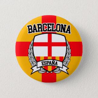Barcelona 2 Inch Round Button