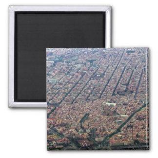 Barcelona Aerial Magnet