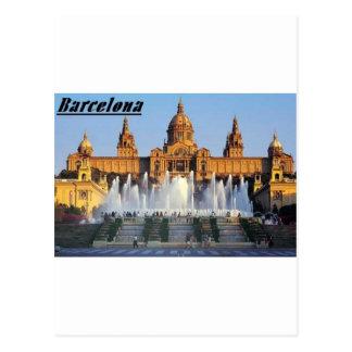 barcelona Angie.JPG Postcard