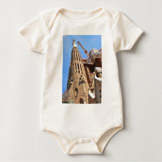 Barcelona Baby Bodysuit