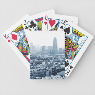 Barcelona Bicycle Playing Cards