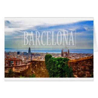 Barcelona city card