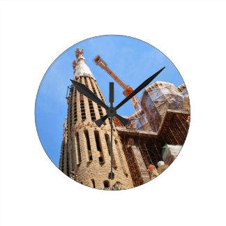 Barcelona Clocks