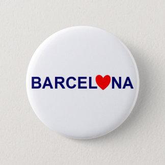 Barcelona coils 2 inch round button