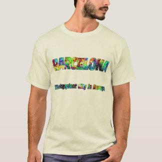 Barcelona Gaudi T-Shirt