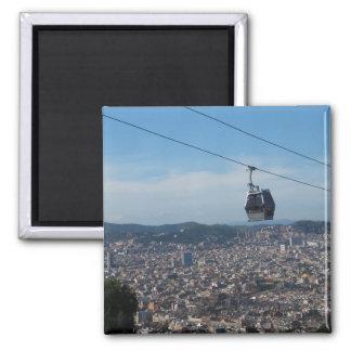 Barcelona Gondola Magnet