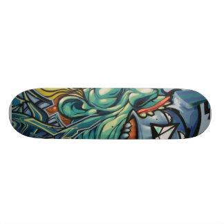 Barcelona Graff board Skateboards