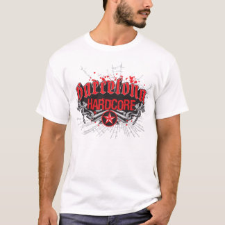 Barcelona Hardcore t-shirt