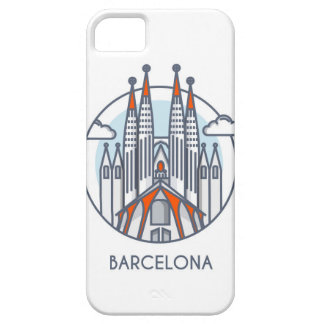 Barcelona iPhone 5 Case