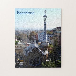 Barcelona Jigsaw Jigsaw Puzzle