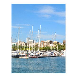 Barcelona Letterhead