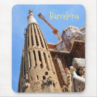Barcelona Mouse Pad