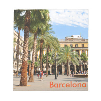 Barcelona Notepads