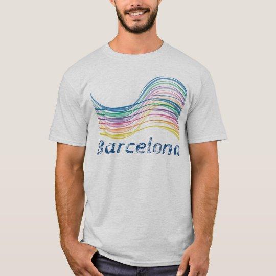 Barcelona Ondas T-Shirt