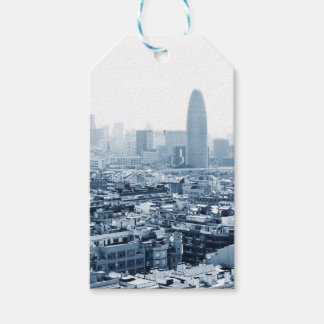 Barcelona Pack Of Gift Tags