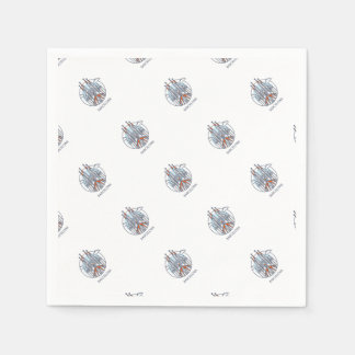 Barcelona Paper Napkin