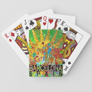 Barcelona Playing Cards