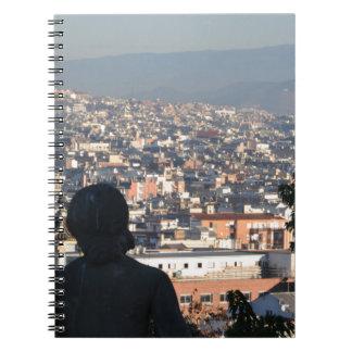 Barcelona Postcard Notebooks