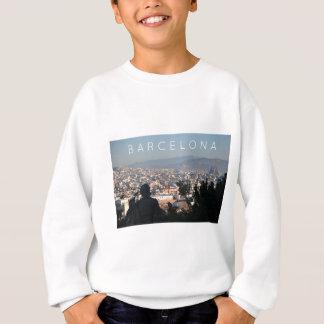 Barcelona Postcard Sweatshirt