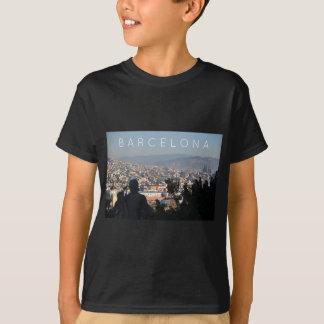 Barcelona Postcard T-Shirt