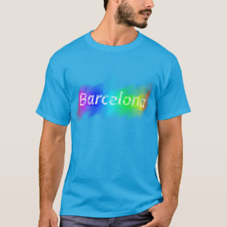 Barcelona Proud City T-Shirt