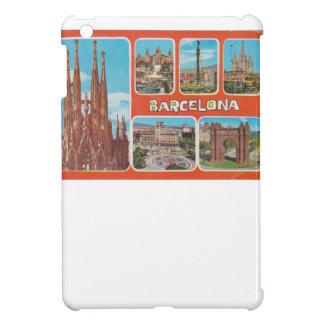 Barcelona retrospect case for the iPad mini